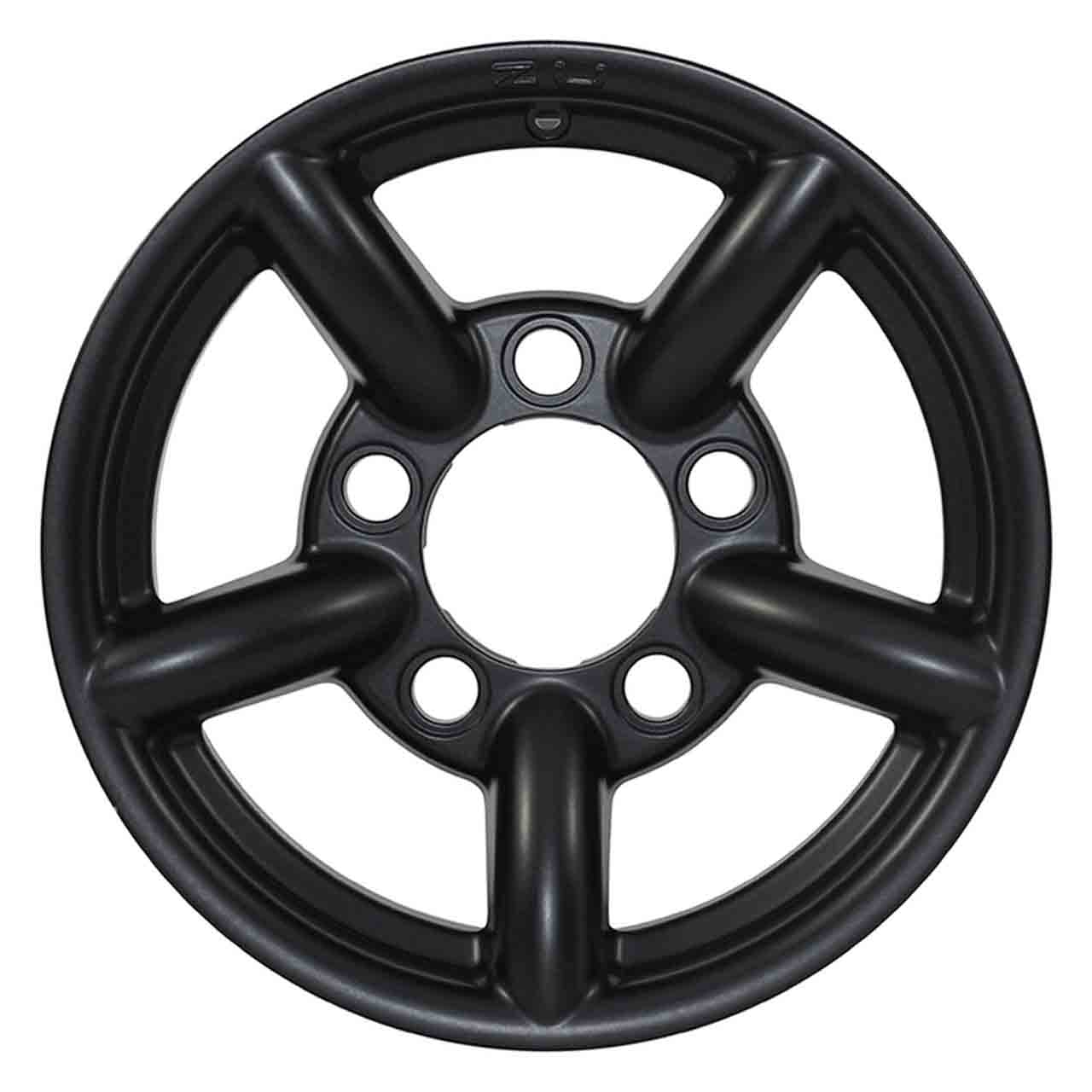 Defender Discovery 1 Range Rover Classic Ruota 16 X 7 Colore Nero Opaco GR2-00825