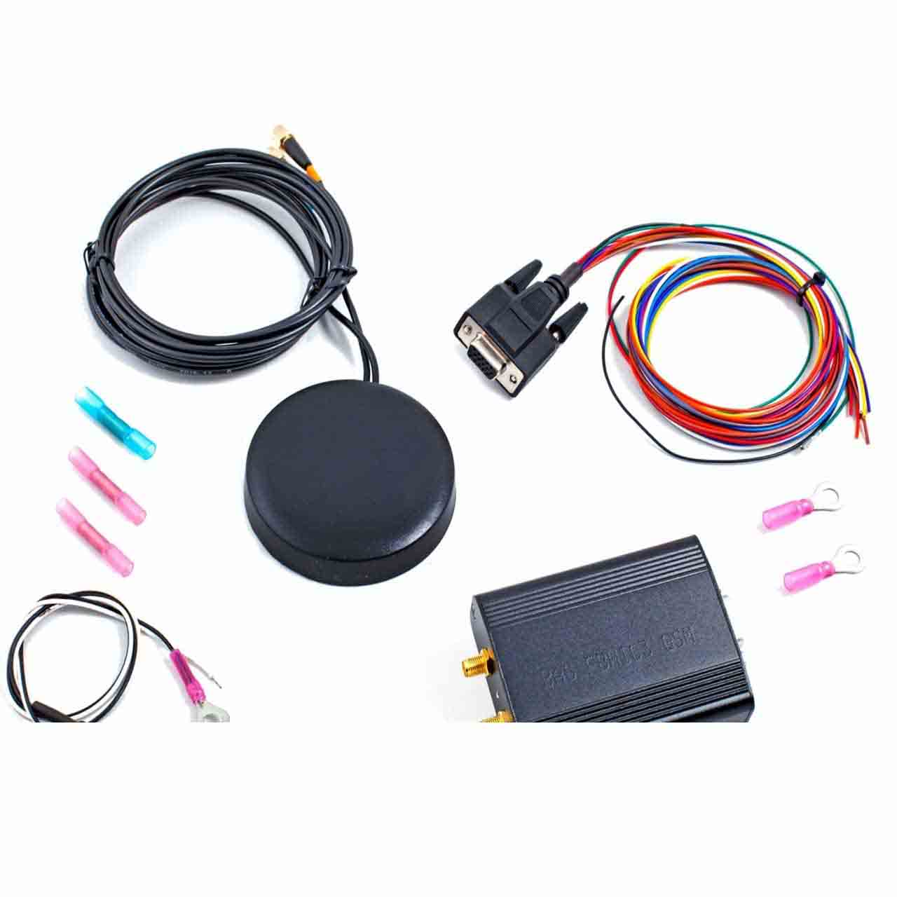 Discovery 3 Fuel Burning Heater Fbh Gsm Telecomando Gps Tracker GR2-04843