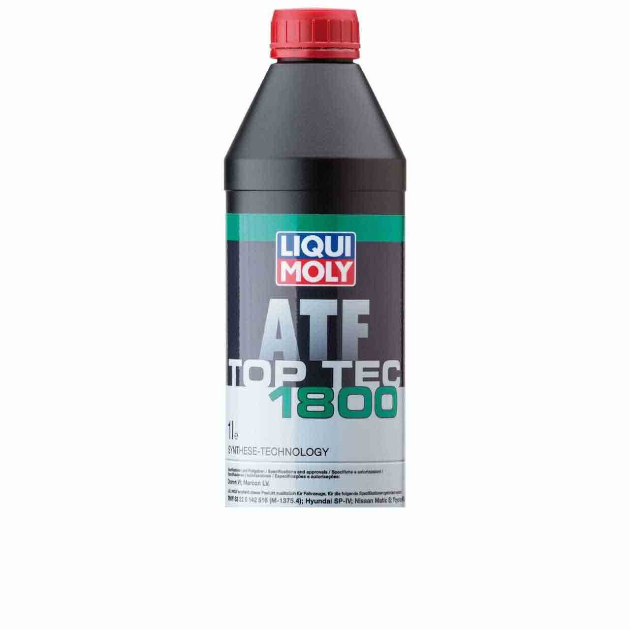Top Tec Atf 1800 Zf6Hp Olio Trasmissioni 1 Litro Liqui Moly Discovery 3-4 Land Rover GR2-04973