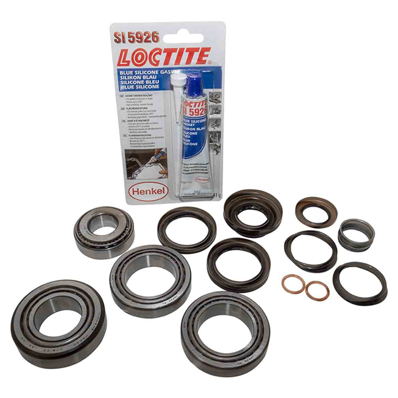 Freelander 2 Kit Cuscinetti Differenziali Anteriori GR2-05435