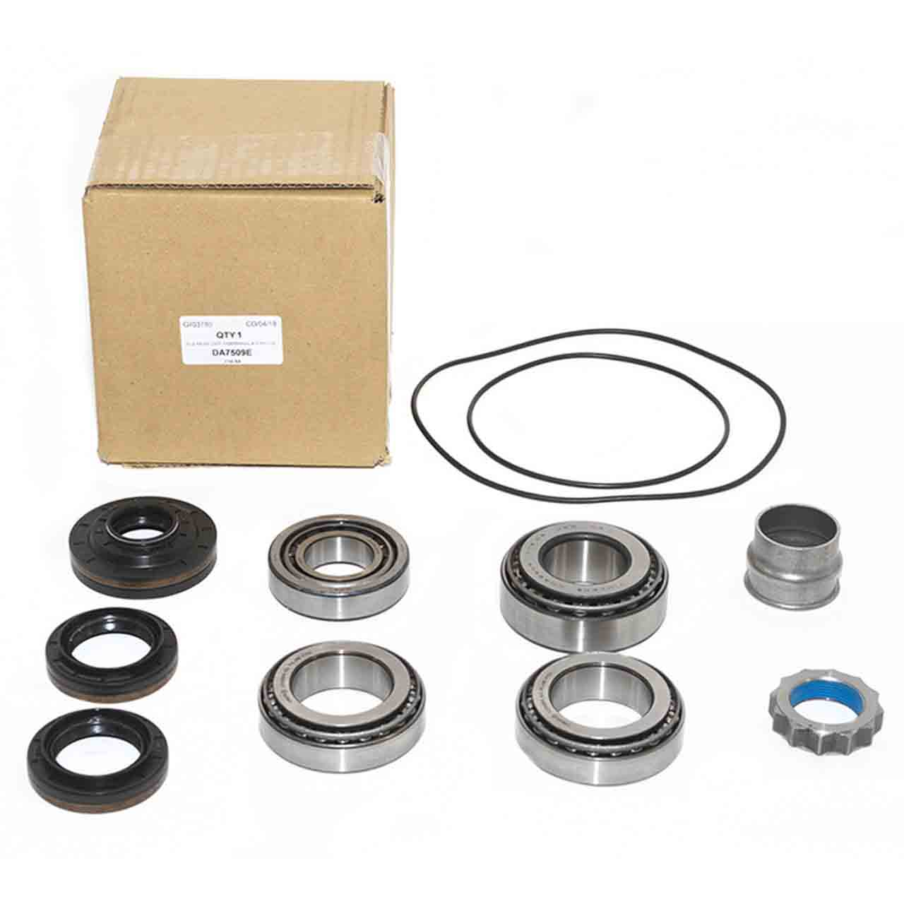 Freelander 2 Kit Revisione Del Cuscinetto Completo Del Differenziale Posteriore GR2-05539