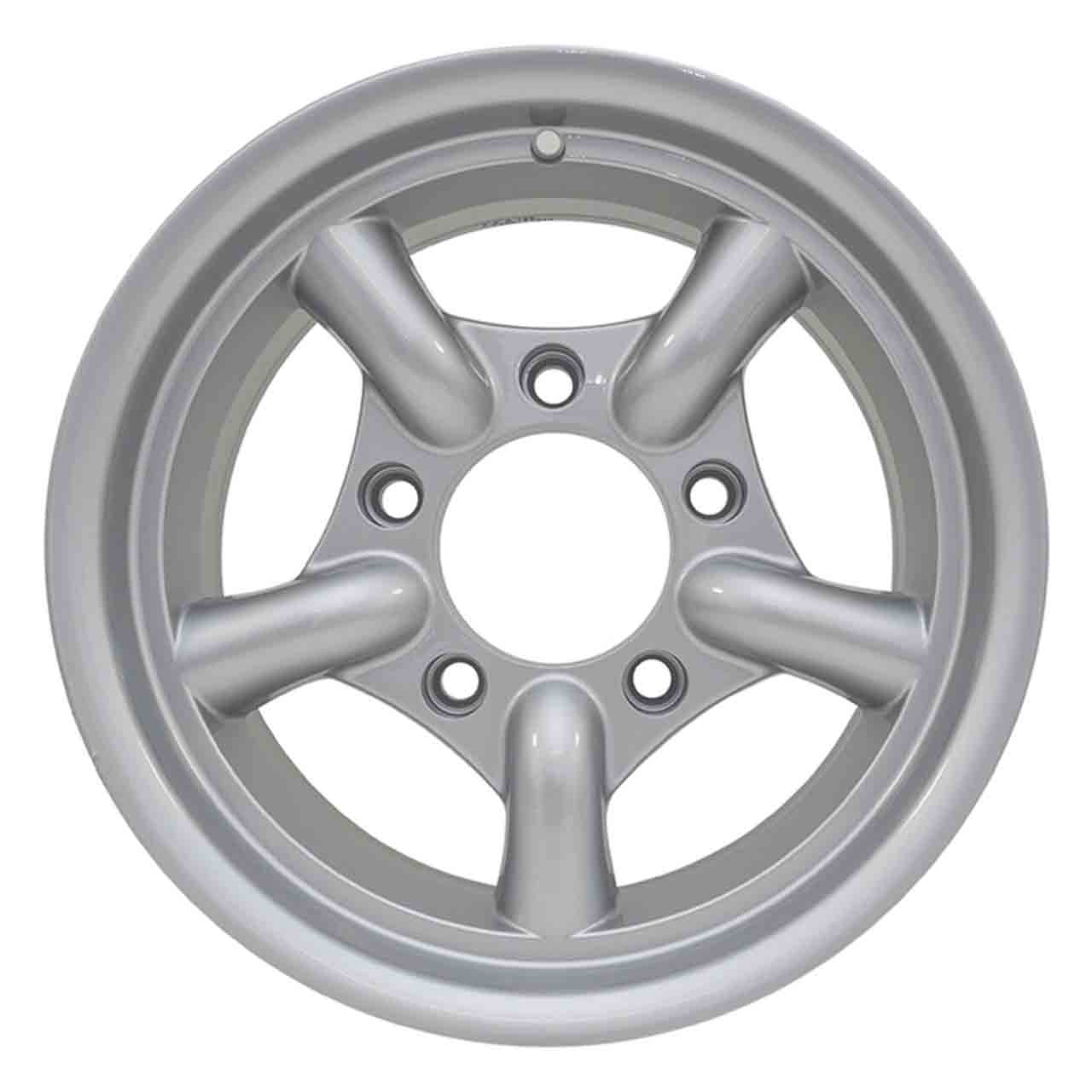 Defender Discovery 1 Range Rover Classic Ruota 16 X 8 Colore Argento GR2-05776