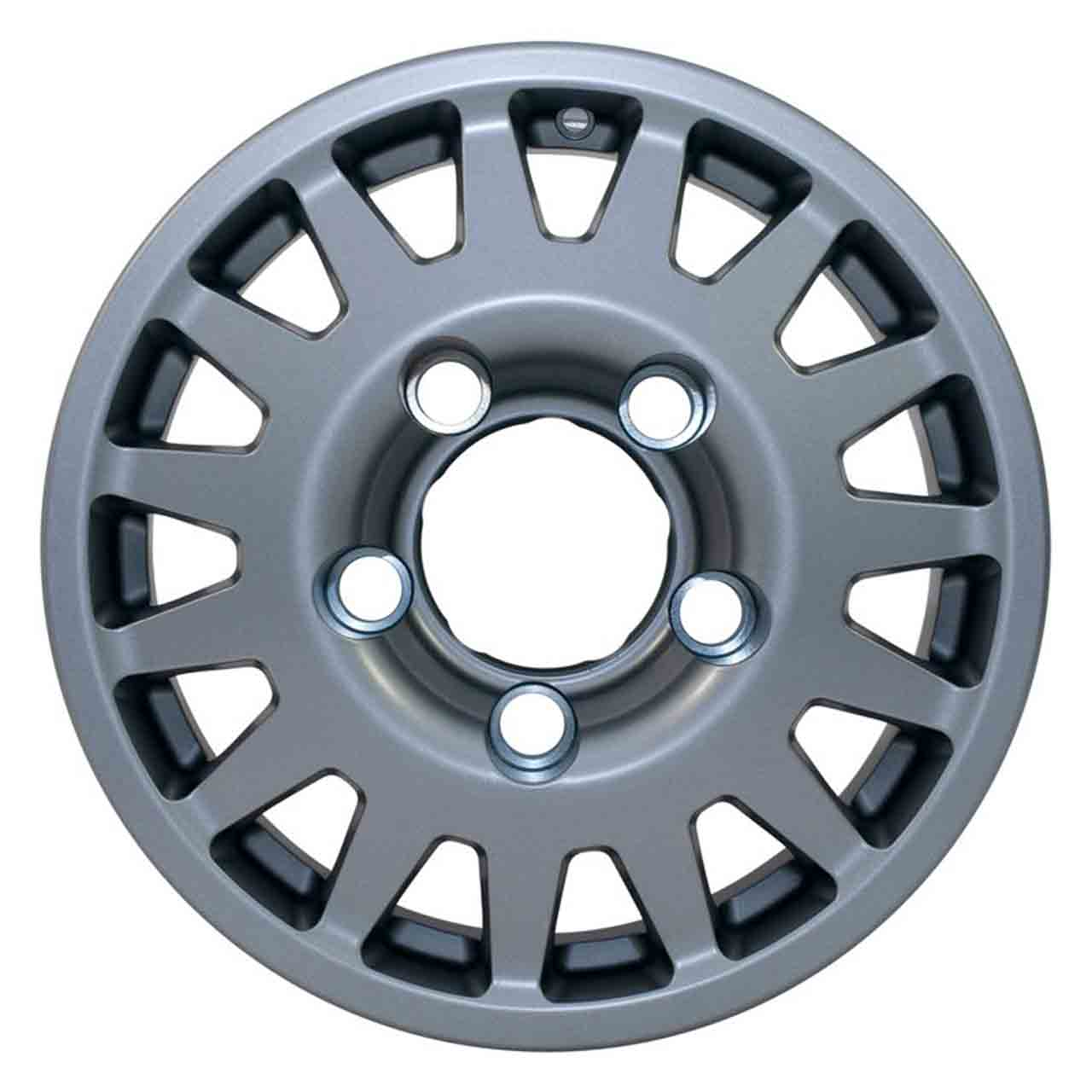 Defender Discovery 1 Range Rover Classic Blindo 16 X 7 Ruote Antracite Maxtrac GR2-05781