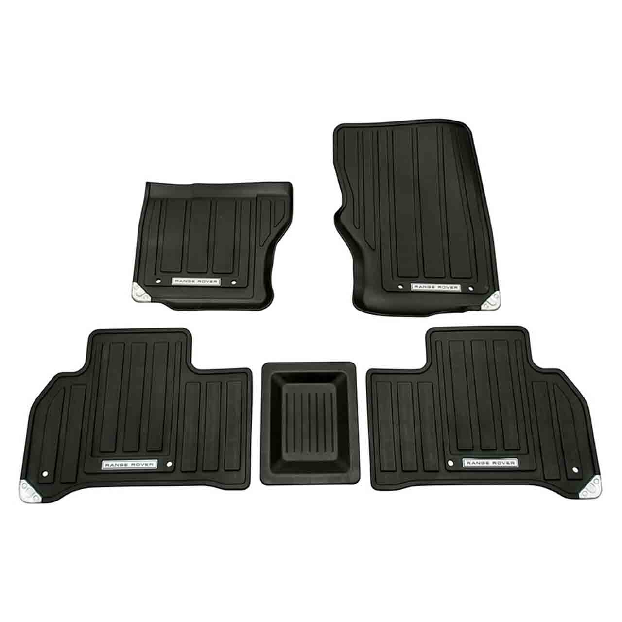 Set Tappetini Gomma Range Rover Sport Lhd Anteriore-Posteriore Range Rover Sport Land Rover GR2-07443