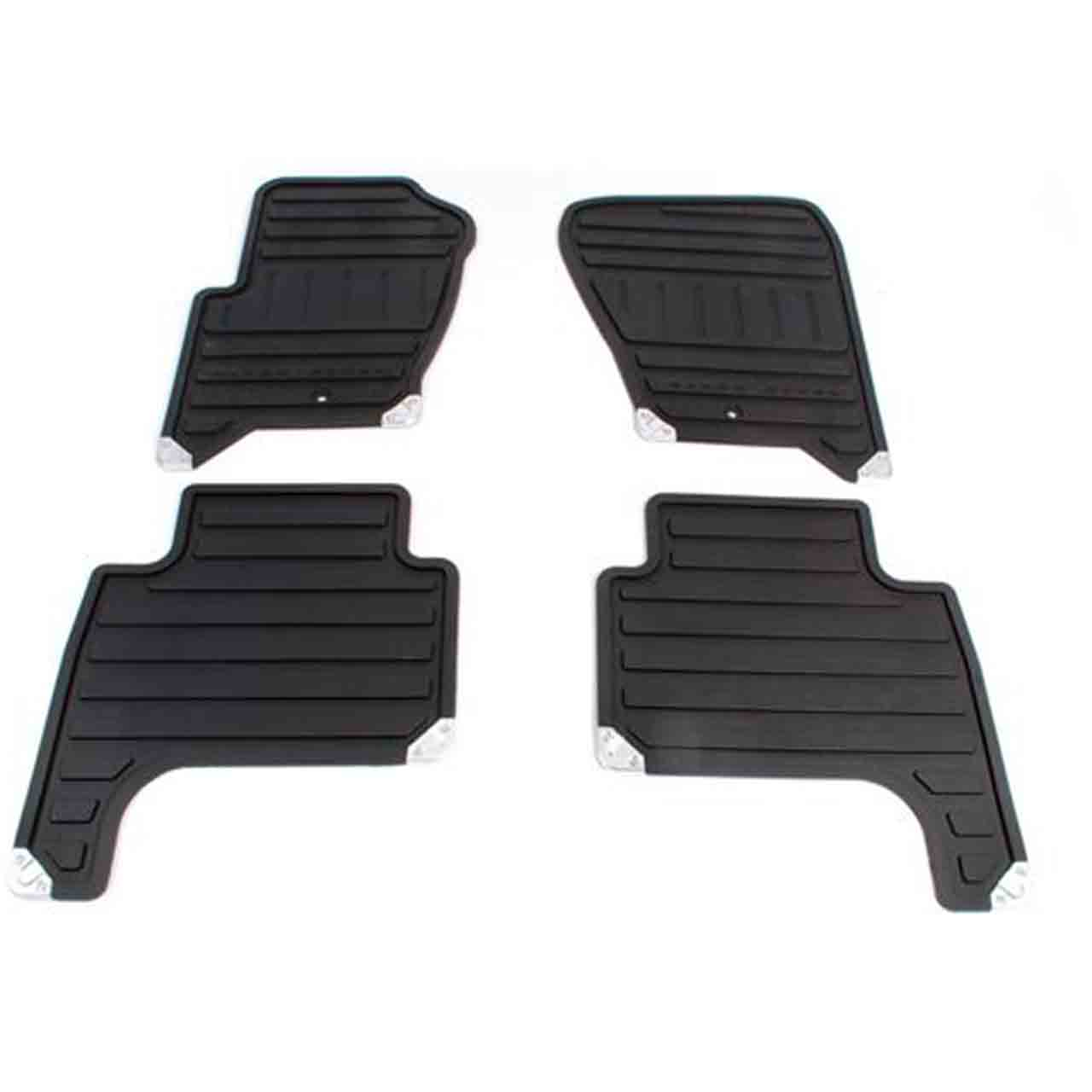 Set Tappetini Gomma Range Rover Sport Lhd Anteriore-Posteriore Range Rover Sport Land Rover GR2-07570