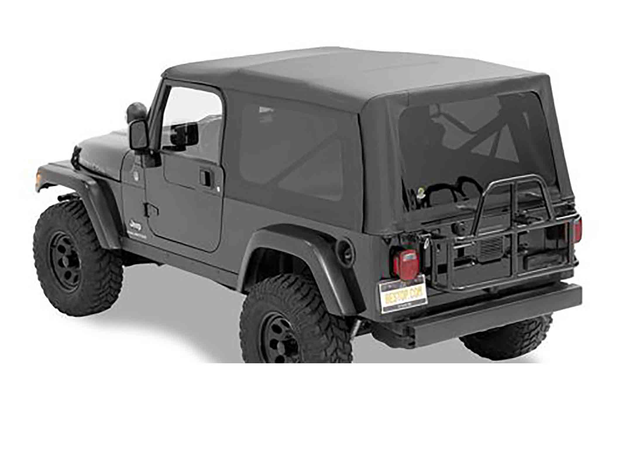 Supertop nx wrangler tj unlimited 04 06 black diamond ricambi jeep