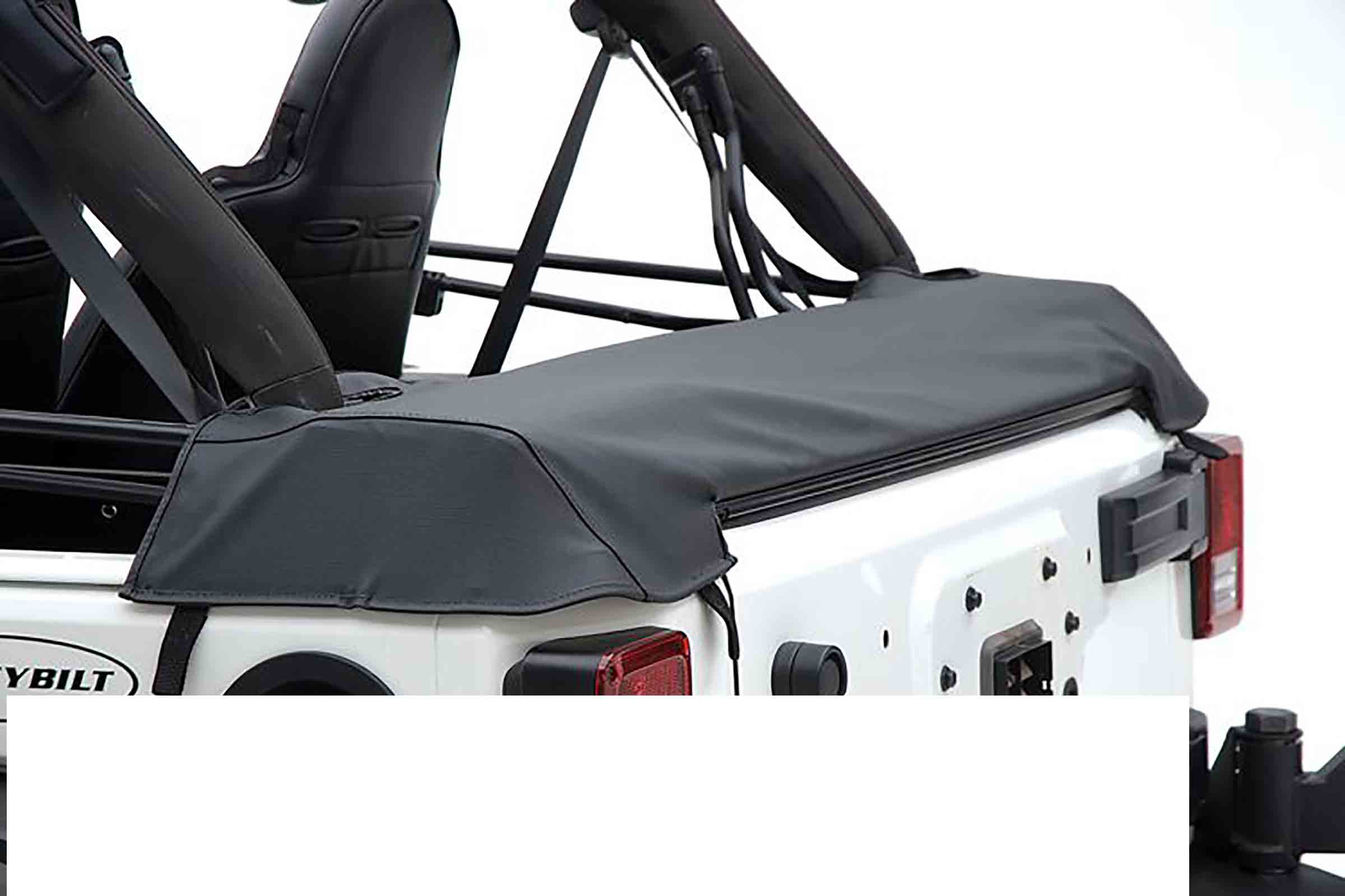Soft top deposito bagagliaio wrangler jk 07 16 black diamond ricambi jeep