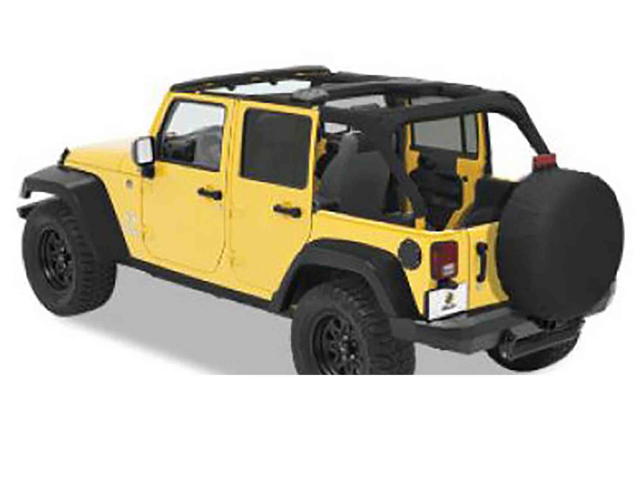 Imbottitura rollbar wrangler jk unlimited 07 17 black diamond ricambi jeep