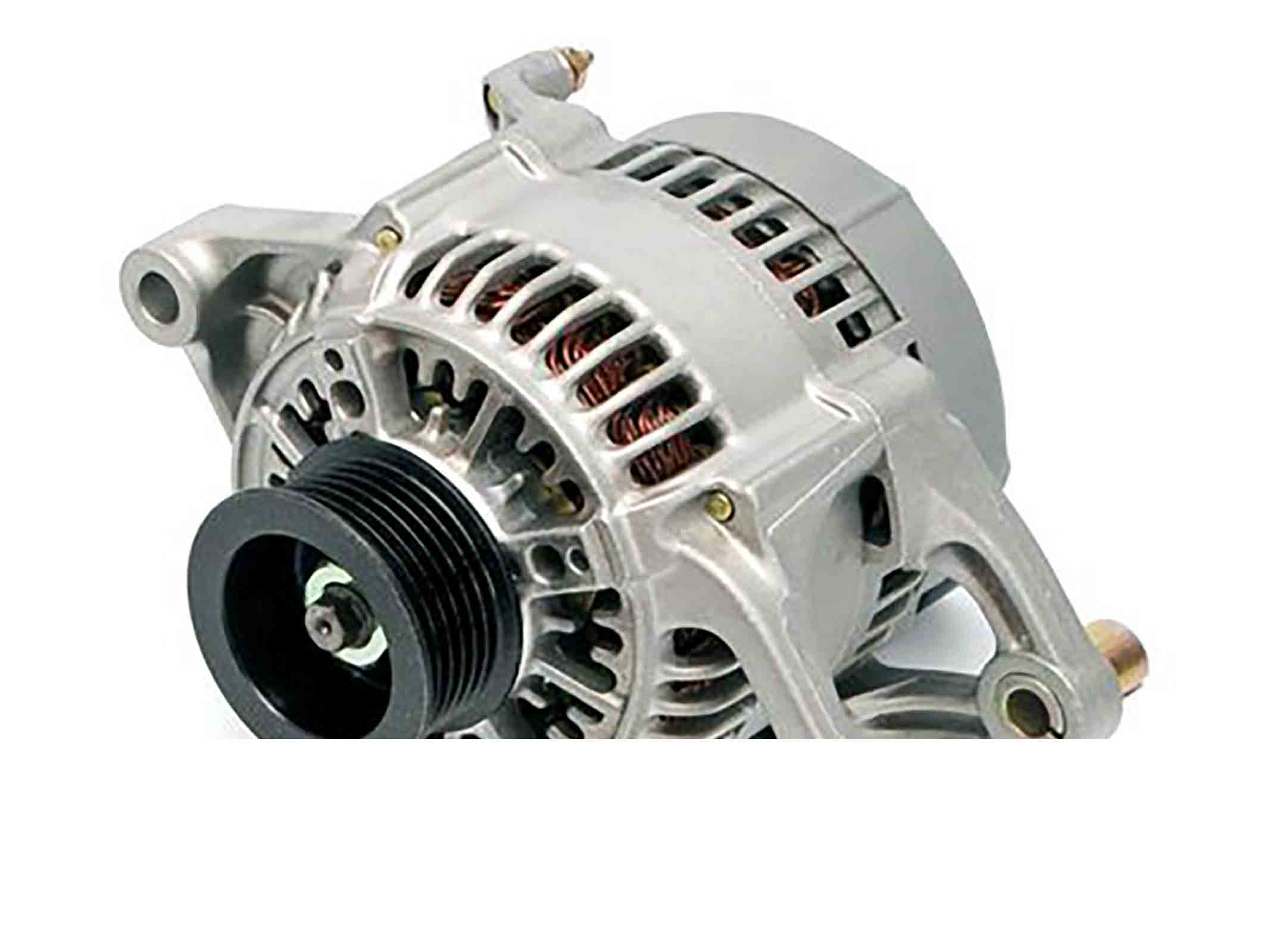 Alternatore wrangler yj 91 95 2.5 l. + 4.0 l. ricambi jeep