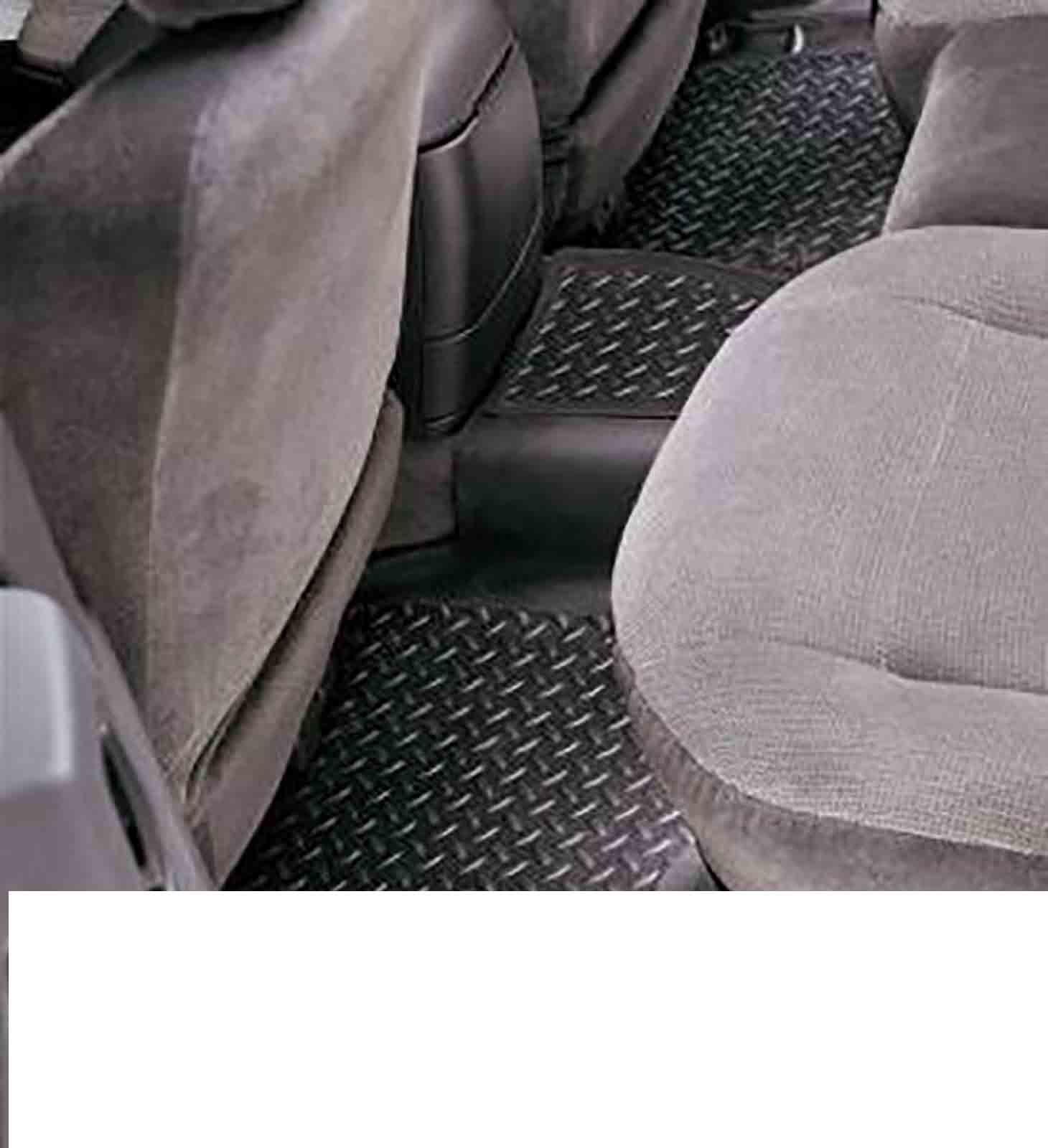 Tappetini in gomma grand cherokee wh wk 05 10 posteriore ricambi jeep