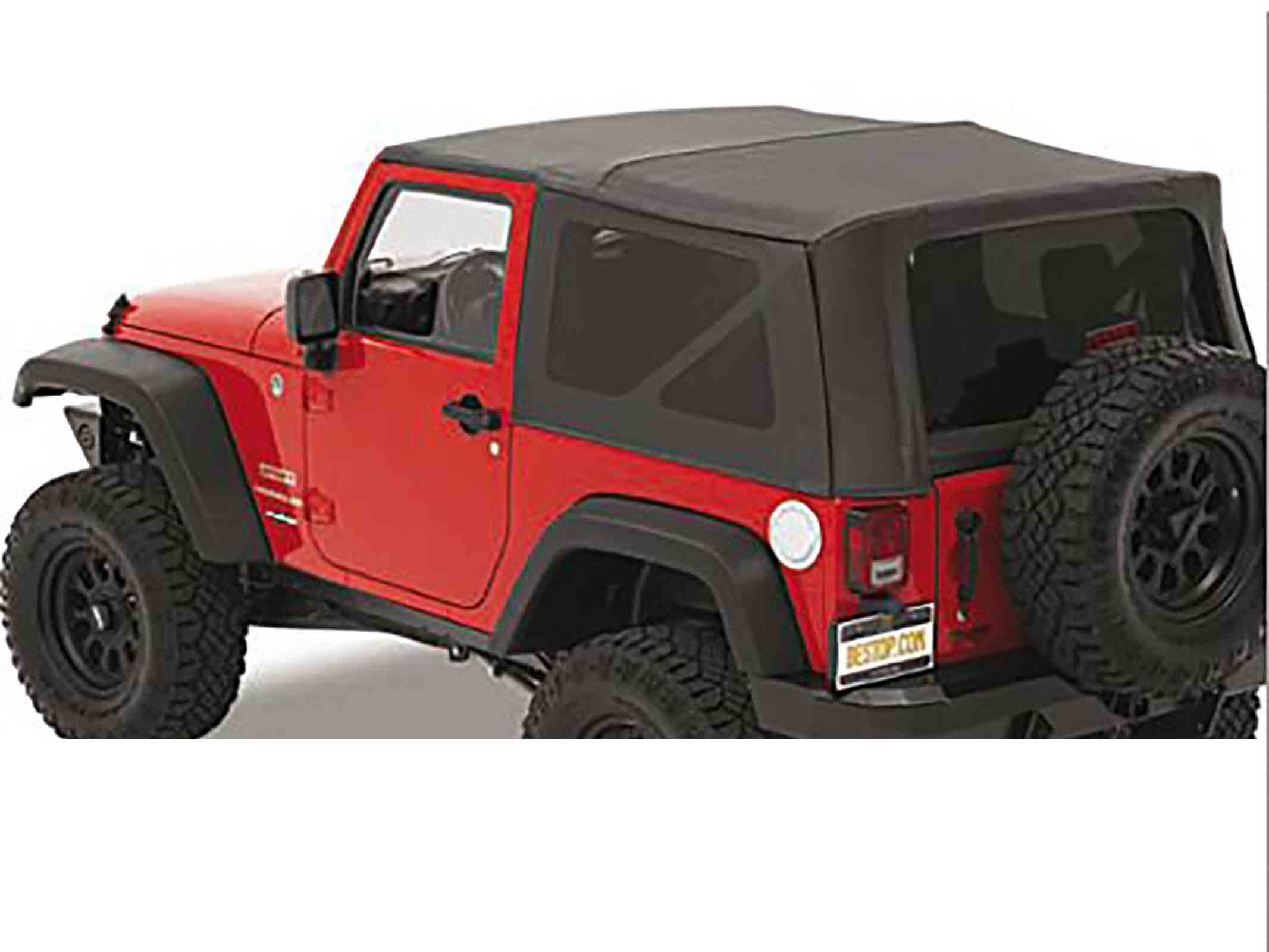 Supertop wrangler jk 07 18 nx factory style ricambi jeep