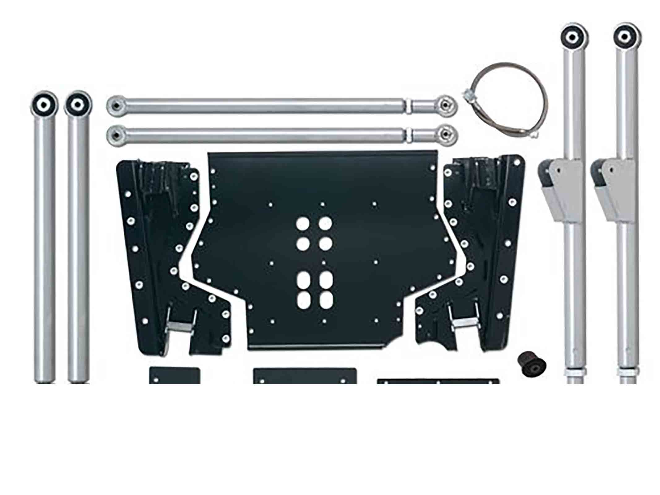 Extreme duty wrangler tj 96 02 long arm upgrade ricambi jeep