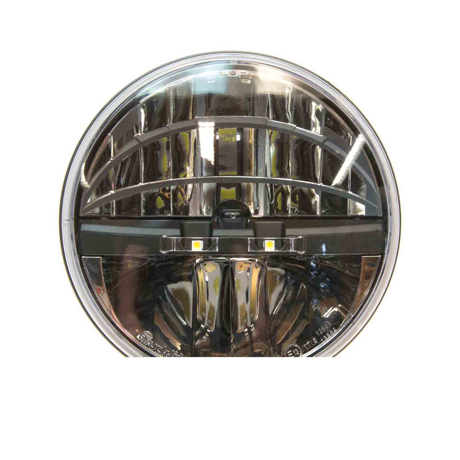 Faro truck lite jeep cj 76 86 led 7 ricambi jeep